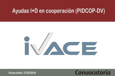 Ayudas IVACE I+D en cooperación