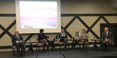 Toni Francés Modera Foro Territorios por la innovación