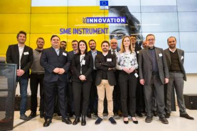 Billion y Signaturit ganadores de SME Instrument