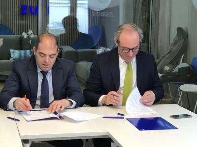 Ata y Zurich firman acuerdo colaboración