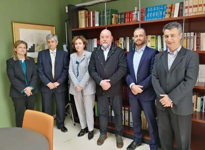 IVACE se reúne con AIJU, AIMPLAS y ITE