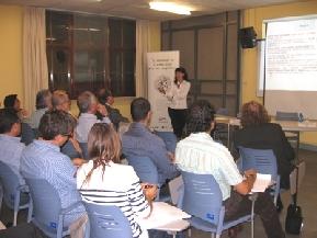 Silvia González en el Foro Empresa Líder