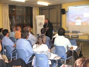 Roberto Luna en el Foro Empresa Líder