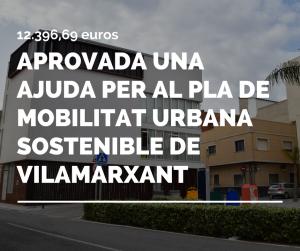 Villmarxant movilidad sostenible