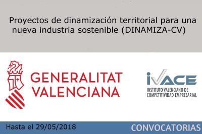 Proyecto Dinamización territorial IVACE