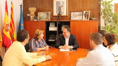 Ayuntamiento de Benicassim y Diputación provincial