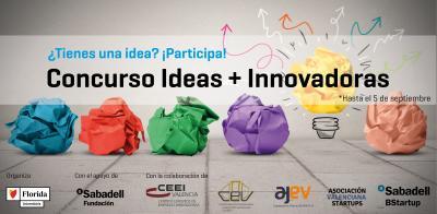 Bases Concurso IDEAS + INNOVADORAS 2018