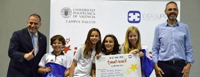Concurso IdeaT- Kids