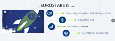 Convocatoria Eurostars 2018