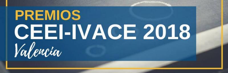 Premios CEEI-IVACE 2018 Valencia