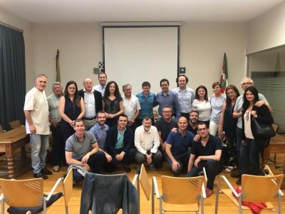 El CES, instituciones y técnicos comarcales visitan Goierri