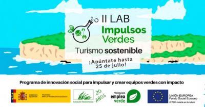 II Lab impulsos verdes. Turismo sostenible