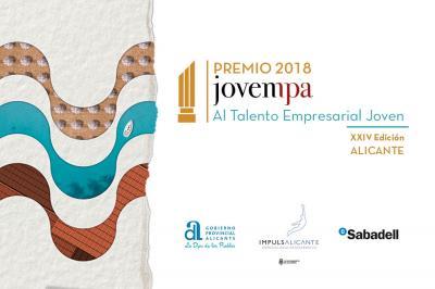 Gala entrega Premio Jovempa