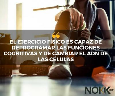 NOKK FIT- Tu healthy lifestyle club en Calpe