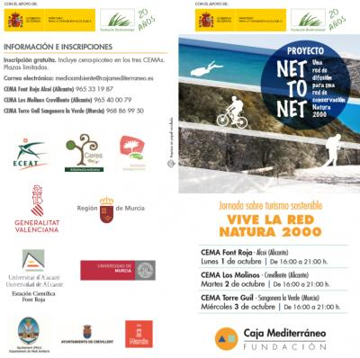 Jornada sobre turismo sostenible