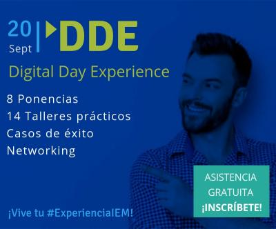 DDE. Digital Day Experience