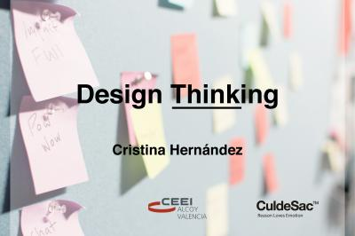 Curso Design Thinking Alcoy