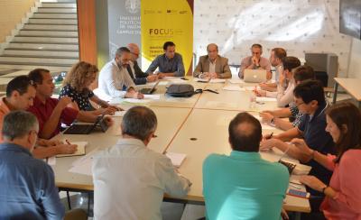 Comité de Organización del evento