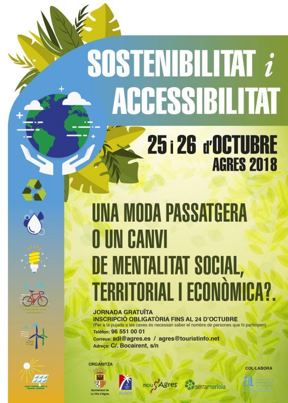 Jornadas sostenibilidad y accesibilidad