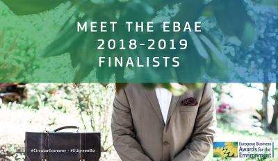 Premios Europeos de Medio Ambiente