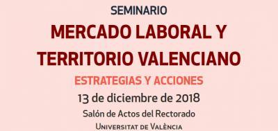 Seminario Mercado Laboral y Territorio Valenciano
