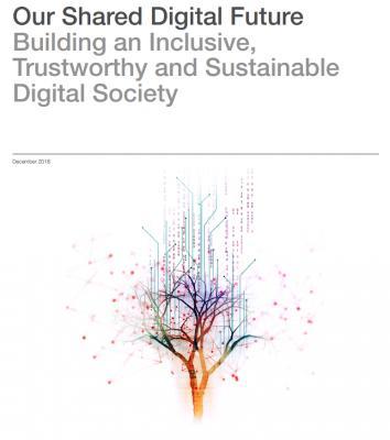 Construyendo una sociedad digital inclusiva, confiable y sostenible