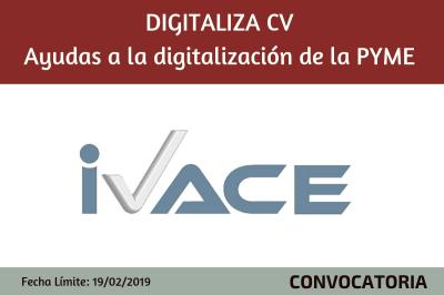 Convocatoria digitaliza