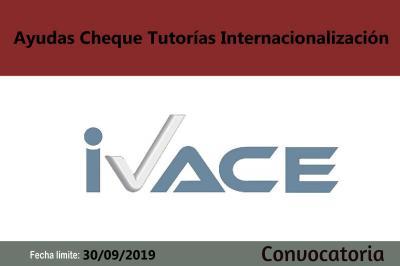 Ayudas Cheque Internacionalización IVACE