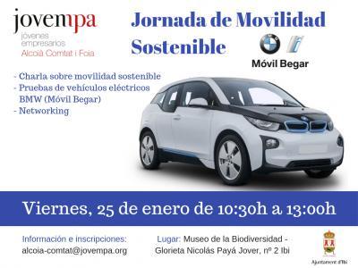Movilidad sostenible en Ibi
