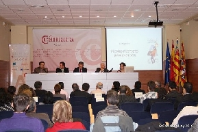 Inicio entrega Premios Emprendedores Alcoy 2010