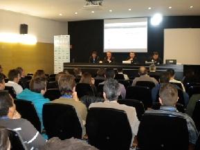 Presentación iWeekend Alicante 2010