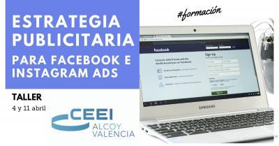 Estrategia publicitaria para Facebook e Instagram ADS
