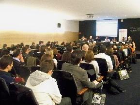 Taller de redes sociales Enredate. Alicante 2010