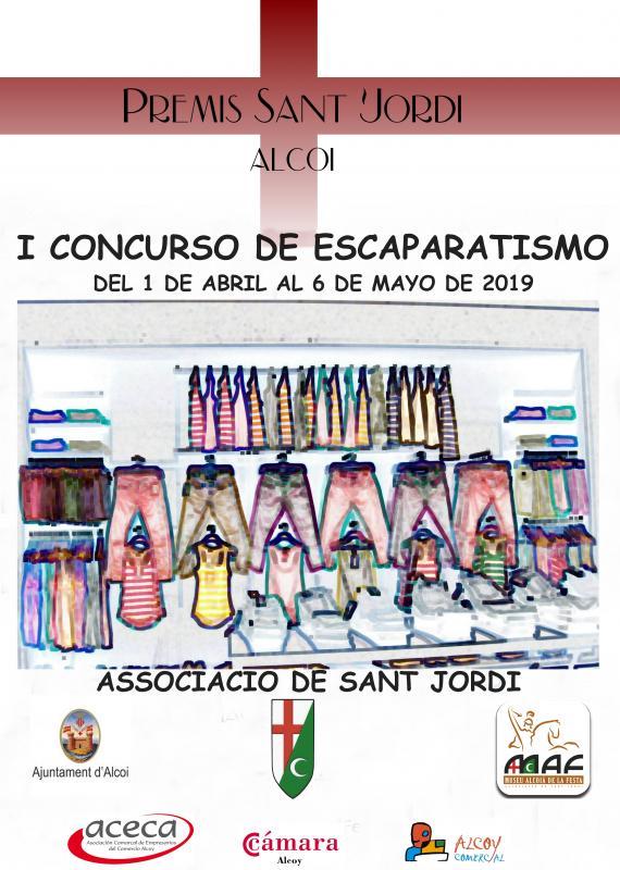 Escaparatismo Alcoy