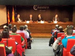 Plenario Enrédate. Alicante 2010