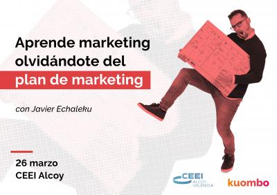 Aprende marketing con Javier Echaleku