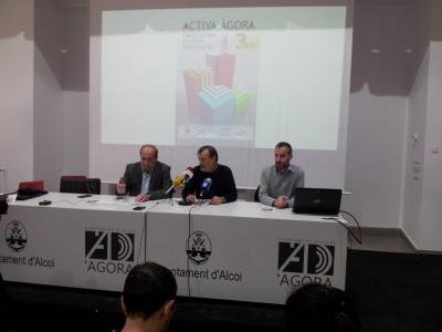 Presentación 3ª edición Activa Àgora