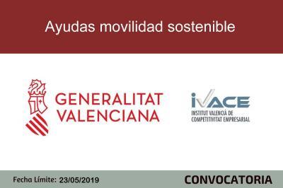 Ayudas Movilidad Sostenible 2019