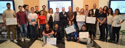 Entrega Premios Start UPV