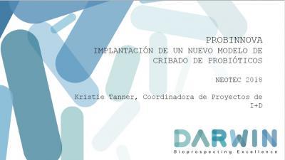 Experiencia de empresas valencianas: DARWIN