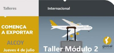 Taller módulo 2 Internacionalización
