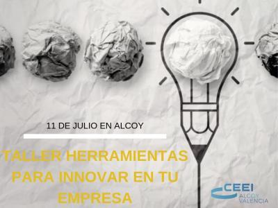 Taller Herramientas para innovar en tu empresa