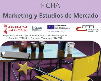 Marketing y estudios de mercado