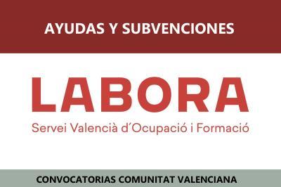 Ayudas y Subvenciones Labora
