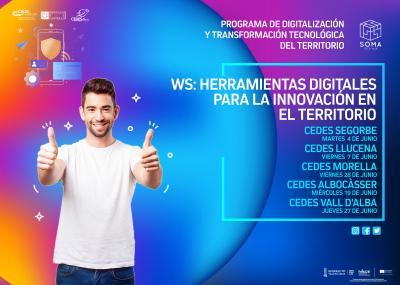 Ponencia Herramientas digitales para la innovación en el territorio
