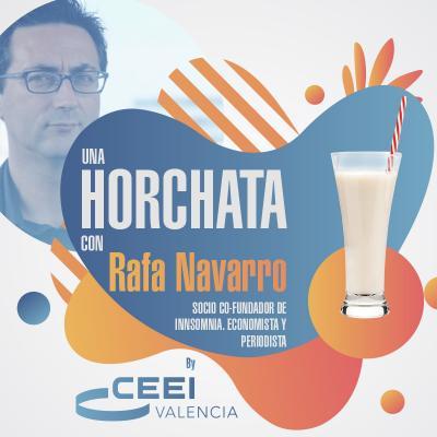Rafa Navarro, Socio co-fundador de Innsomnia e Inndux Digital Group