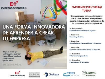 Emprendeaventur@ Tuéjar