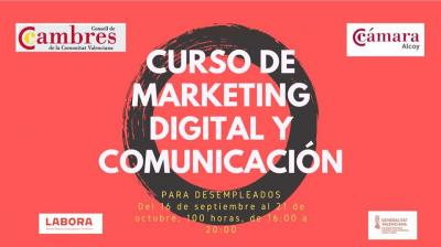 Curso Marketing y comunicación