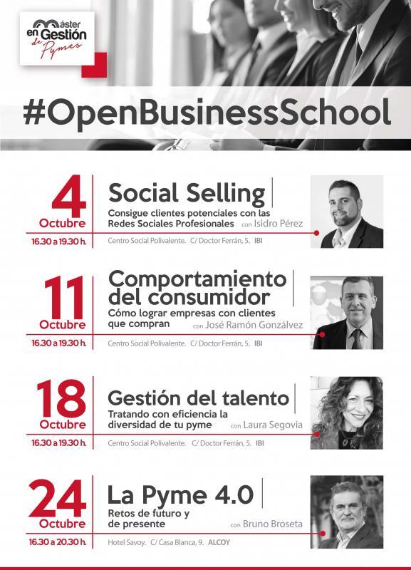 Open Business School del Máster en Gestión de Pymes