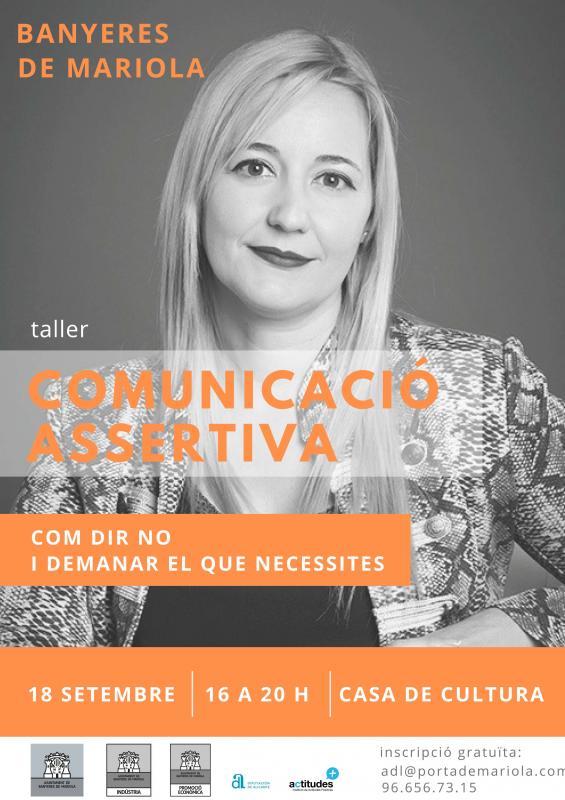Taller de Comunicación Asertiva